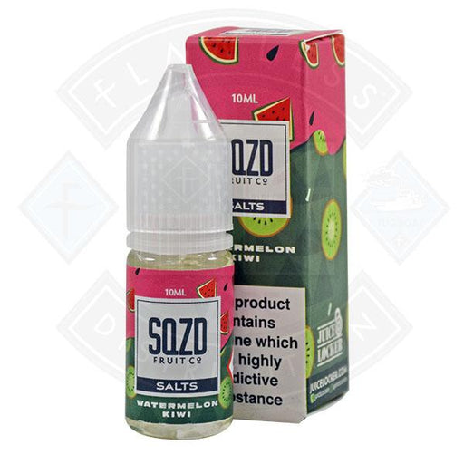 SQZD Salt Watermelon Kiwi 10ml