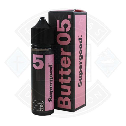 Supergood Butter 05 [Marshmallow Custard Vanilla Cream Cinnamon] 0mg 50ml Shortfill E-Liquid