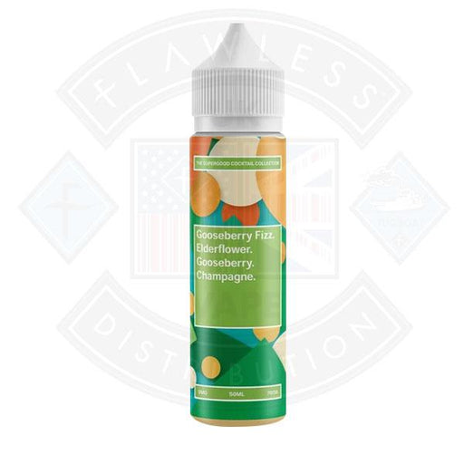 Supergood Cocktail Gooseberry 0mg 50ml Shortfill E-Liquid