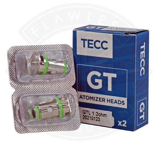 Tecc GT Atomizer Heads 2 pack