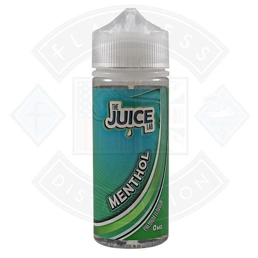 The Juice Lab - Menthol 0mg 100ml