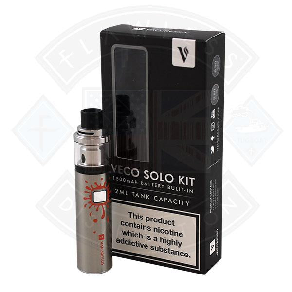 Vaporesso Veco Solo Vape Kit with 1500mAh Battery