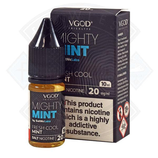 VGOD - Mighty Mint Nic Salt 10ml