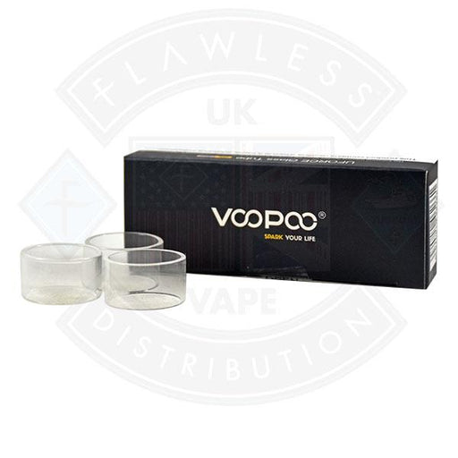 VOOPOO Uforce Glass Tube 3pcs/pack