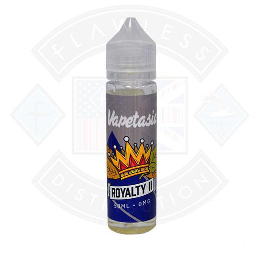 Vapetasia E liquid - Royalty II 50ml