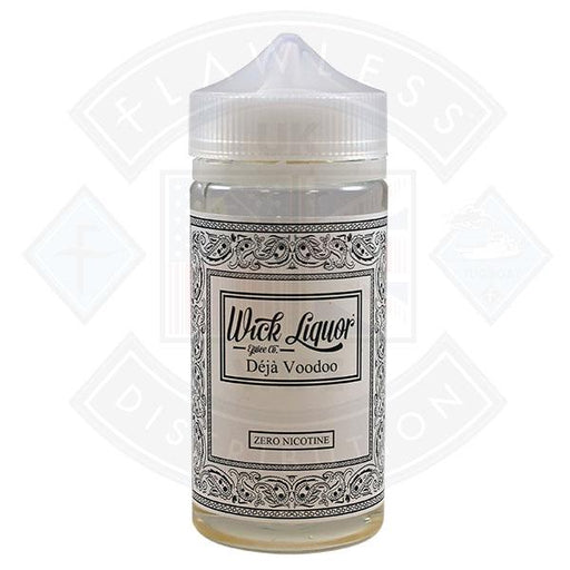 Wick Liquor Juggernaut Deja Voodoo 150ml 0mg Shortfill E-liquid