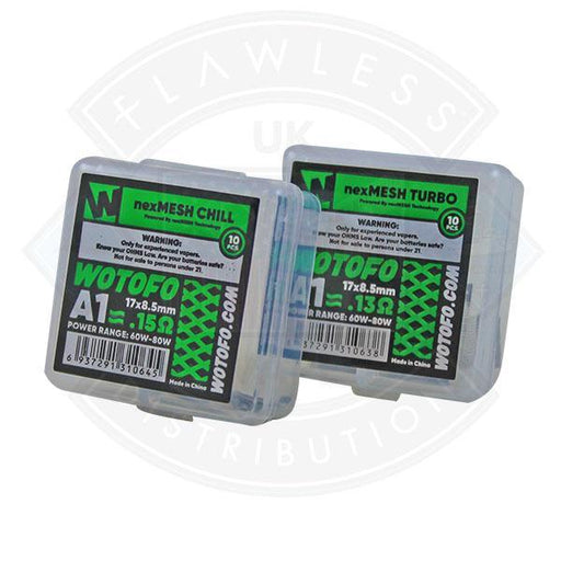 Wotofo nexMesh Strips 10pcs