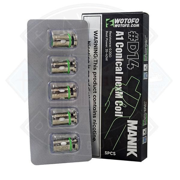 Wotofo Manik Coils 5pack