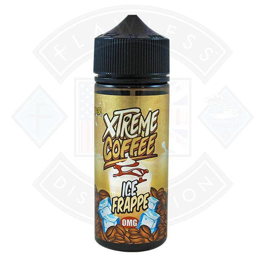 Xtreme Coffee - Ice Frappe 0mg 100ml Shortfill