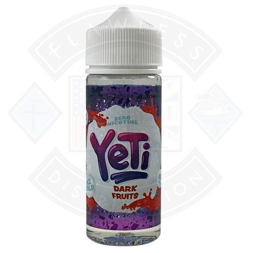 Yeti Ice Cold Dark Fruit 0mg 100ml Shortfill E-Liquid