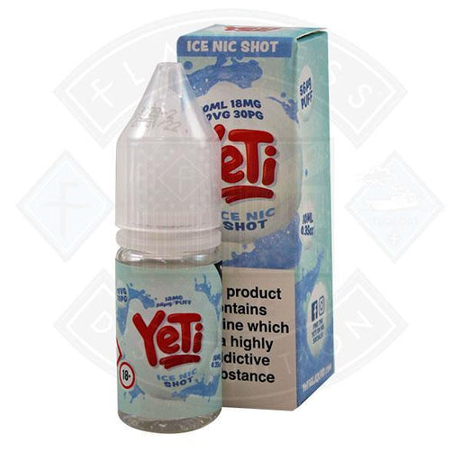 Yeti Ice Nicotine Shot 18mg 10ml