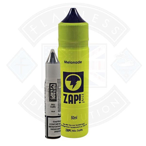 Zap! Melonade 50ml 0mg Shortfill E-Liquid