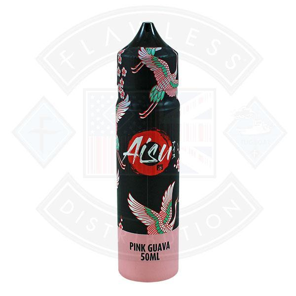 AISU Pink Guava 50ml 0mg Shortfill E-Liquid