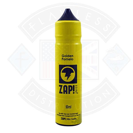 Zap! Golden Pomelo 50ml 0mg Shortfill E-Liquid