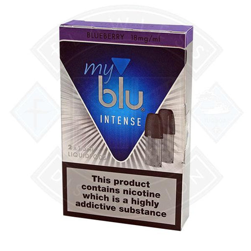 My BLU Intense Liquid Blueberry PODS 1.5ml 2packs