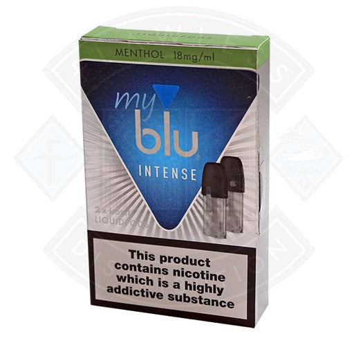 My BLU Intense Liquid Menthol PODS 1.5ml 2packs