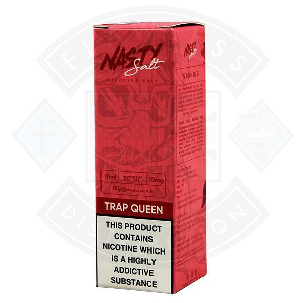 Nasty Juice Nasty Salt Trap Queen 10mg 10ml e-liquid