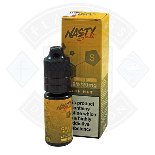 Nasty Juice Nasty Salt Cush Man E liquid 20mg 10ml
