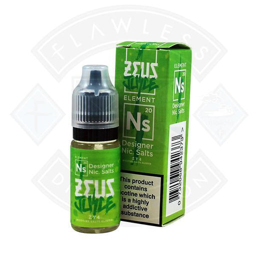 Zeus Juice - Nic Salt ZY4 10ml 20mg E Liquid