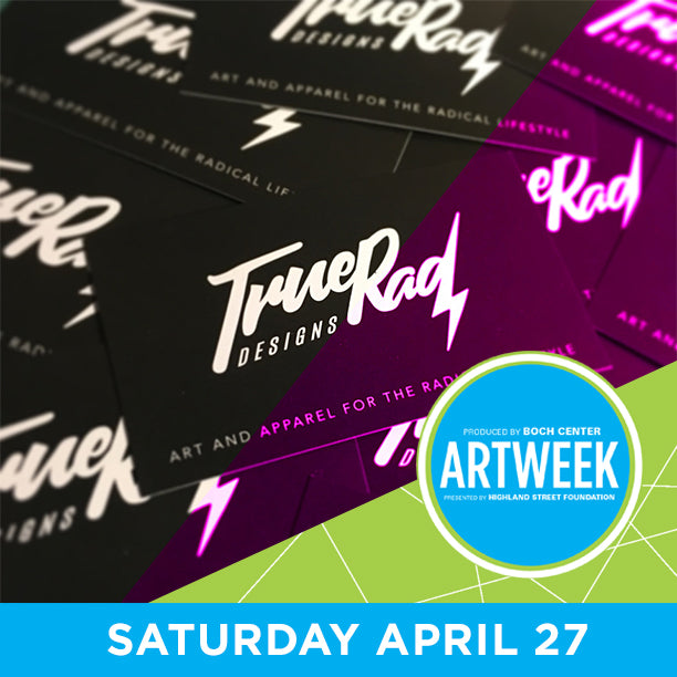 TrueRad at Artweek!