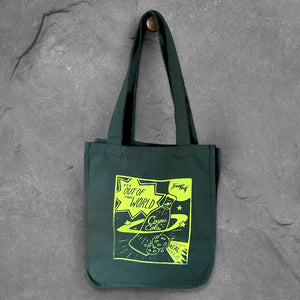 Cosmic Cola Reusable Grocery Bag