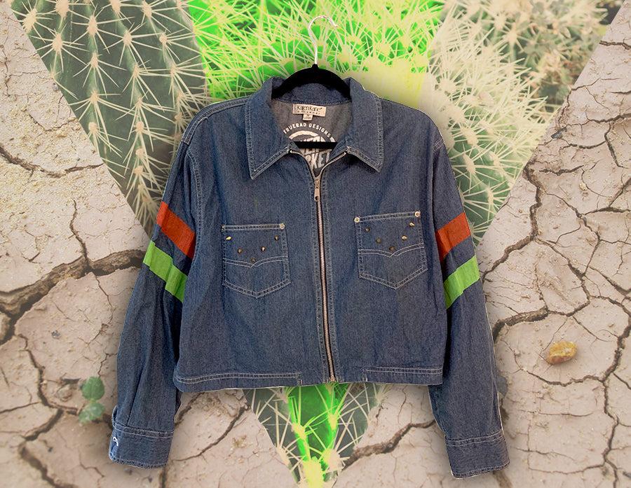 Crooked Cactus Power Jacket