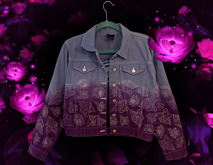 Evening Flower - Power Jacket