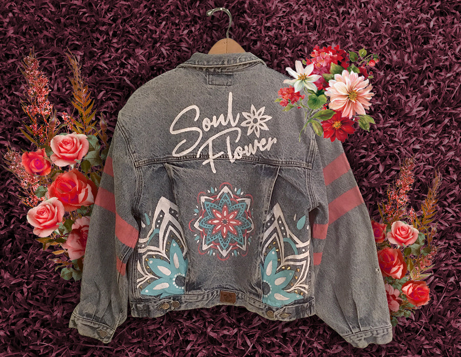 SOLD OUT!! Soul Flower Power Jacket