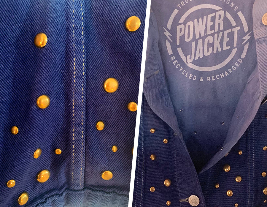 SOLD OUT!! Stargazer Power Jacket