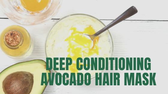 Deep Conditioning Avocado Hair Mask You Can Make Yourself