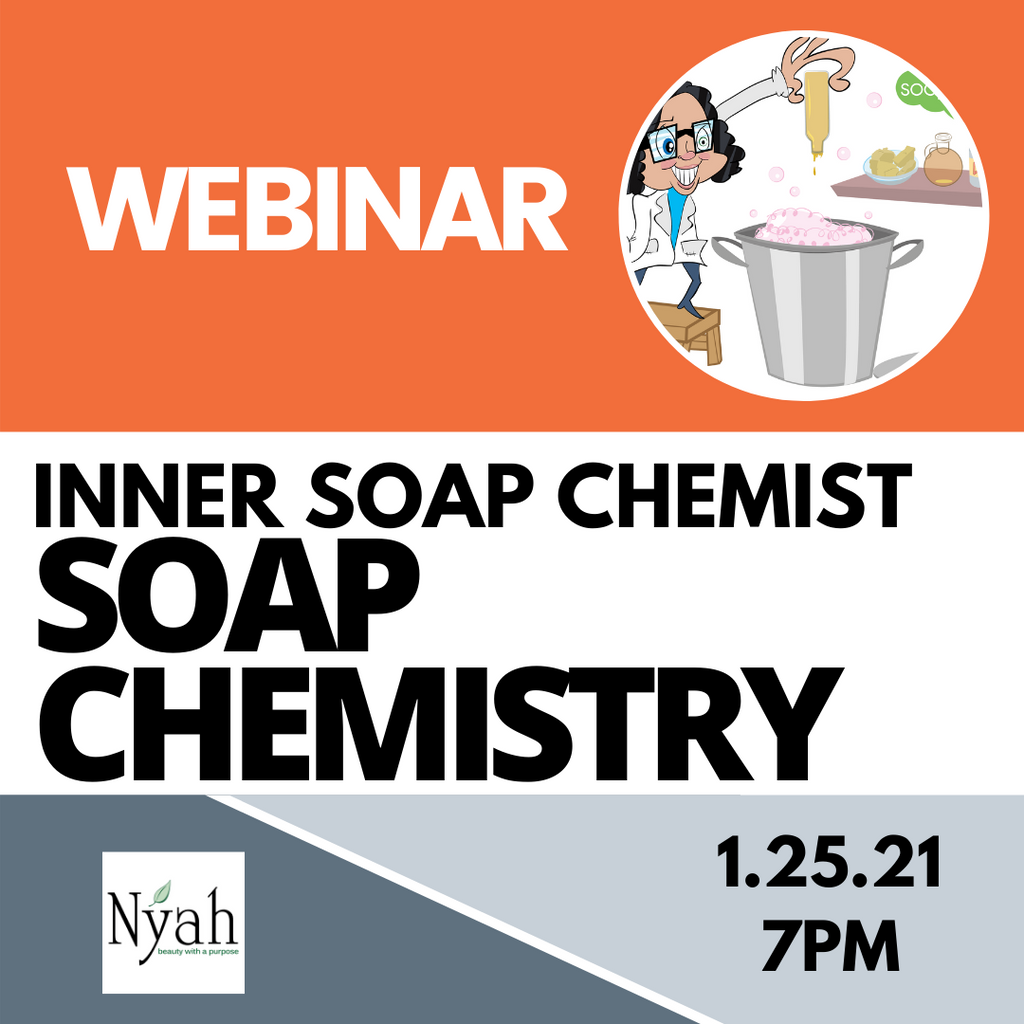 Inner Soap Chemist - The Chemistry of Soapmaking