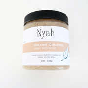Toasted Coconut - Sugar Body Scrub
