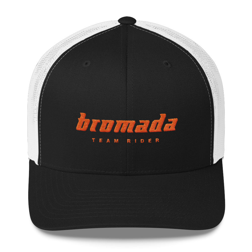 BROMADA TEAM RIDER Puff Embroidered