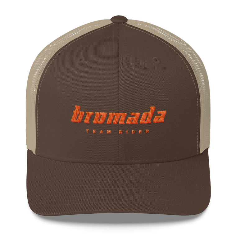 BROMADA TEAM RIDER | TRUCKER