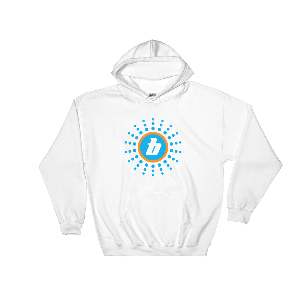 BURST | HOODED SWEATSHIRT