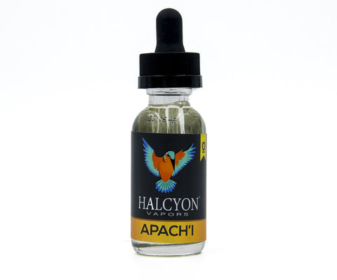 Apachi 30mL Glass