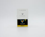Von Erl ecig pods with fruit flavored eliquid Apachi by Halcyon Vapors