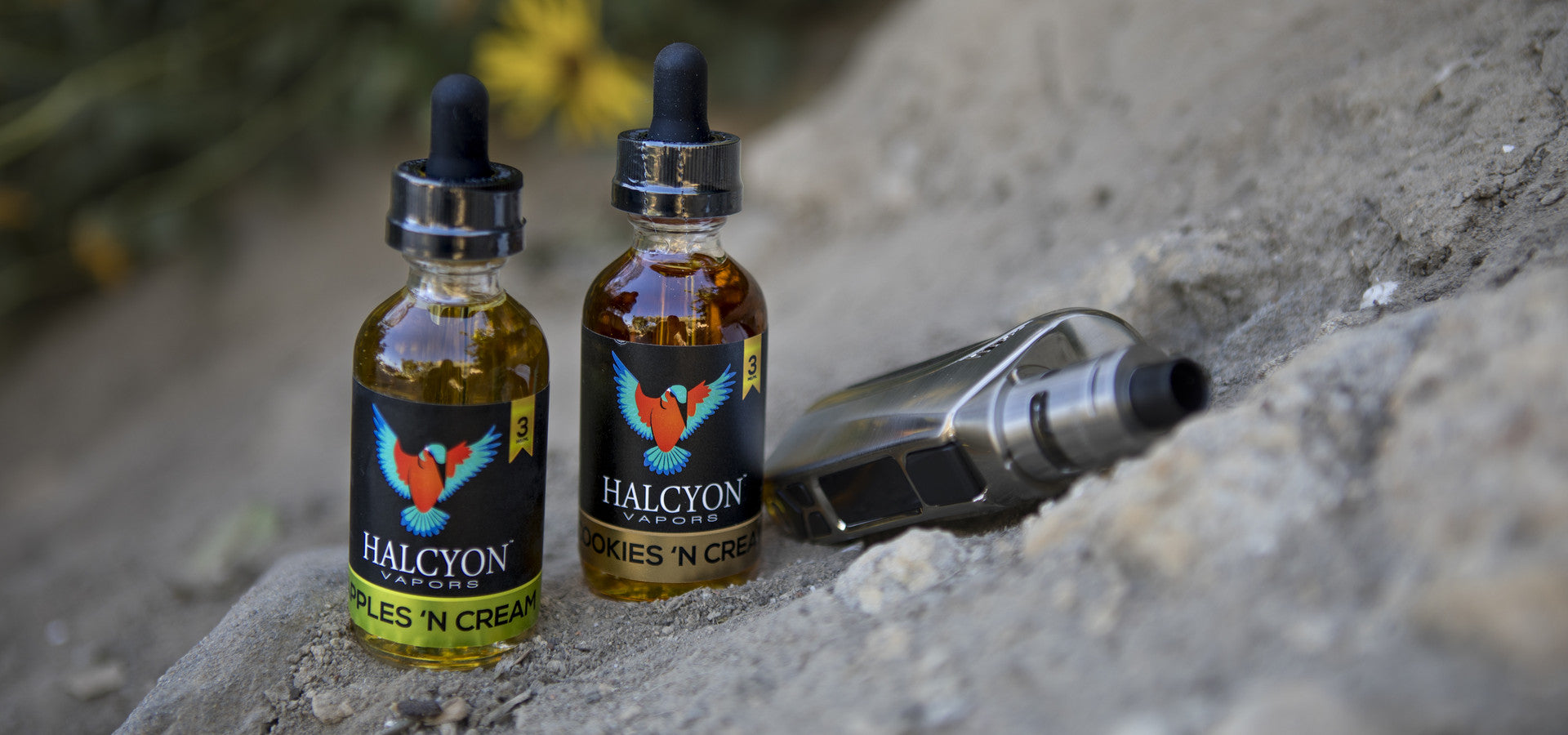 New Halcyon Flavors