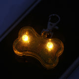 Dog ID Tag With LED Light