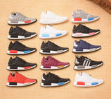 15 Pieces Full Set Sale - Mini Adidas NMD Key Chains with 14 Colorways Available