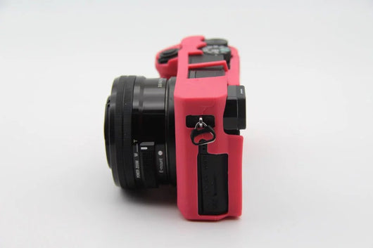 *HOT!* Protective Silicone Body Case For Sony A6300