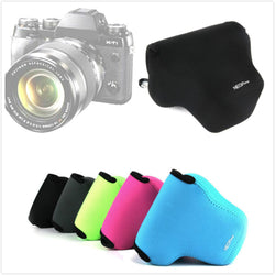 Neoprene Water-Resistant Protective Bags For Fujifilm XT1 18-55mm Camera