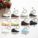 Handcrafted Nike Air Jordan 11 Key Chains Collection