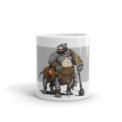 Battle Doggos Collectible Mugs - Made and Shipped from the US!