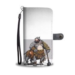 The Bulldogzer 2 In 1 Wallet and Phone Case - Battle Dogs Collections