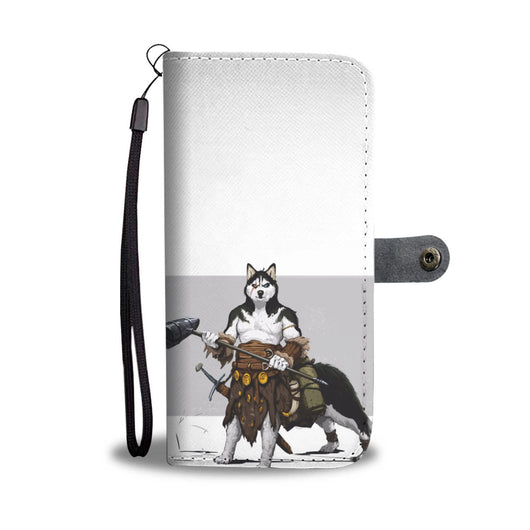 The Huskler 2 In 1 Wallet and Phone Case - Battle Dogs Collections