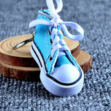 3D Converse Chuck Taylors Inspired Key Chains