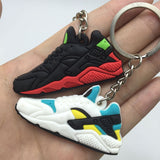 Handcrafted Nike Huarache Key Chains Collectibles