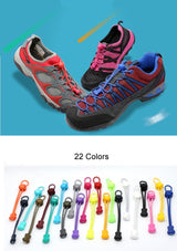 e5bfdc49b0cf Elastic No Tie Shoelaces Version 2 - 22 Colorways Available – The ...