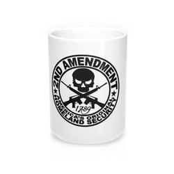 The 2nd Amendment Ceramic Mug